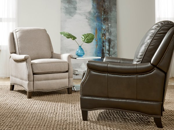 BarcaLoungeru0027s Popular Vintage Collection Of Reclining Chairs Offers  Classic, Traditional Styles.
